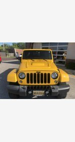 2015 Jeep Wrangler 4WD Unlimited Sahara for sale 101278945