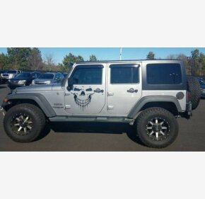 2015 Jeep Wrangler 4WD Unlimited Sport for sale 101283116