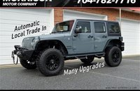2015 Jeep Wrangler 4WD Unlimited Sport for sale 101284547
