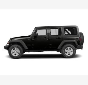 2015 Jeep Wrangler 4WD Unlimited Sport for sale 101291482