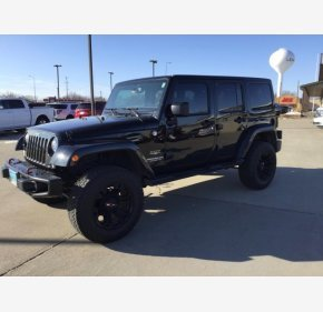 2015 Jeep Wrangler 4WD Unlimited Sahara for sale 101298339