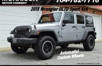 2015 Jeep Wrangler for sale 101298703