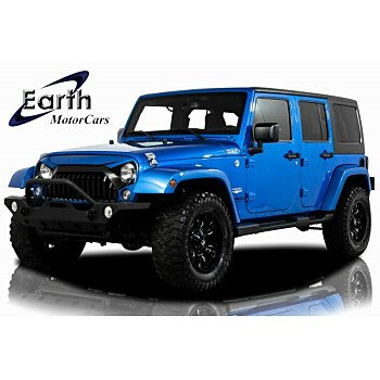2015 Jeep Wrangler 4WD Unlimited Sahara for sale 101299854