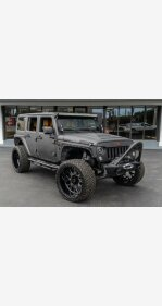 2015 Jeep Wrangler 4WD Unlimited Sport for sale 101315449