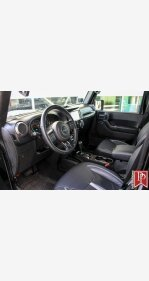 2015 Jeep Wrangler 4WD Unlimited Sport for sale 101319832