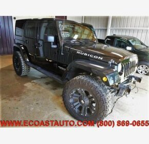 2015 Jeep Wrangler 4WD Unlimited Rubicon for sale 101326259
