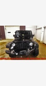 2015 Jeep Wrangler 4WD Sport for sale 101326302