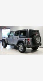 2015 Jeep Wrangler 4WD Unlimited Rubicon for sale 101330161