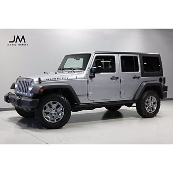 2015 Jeep Wrangler for sale 101330161