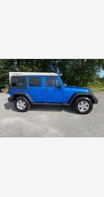 2015 Jeep Wrangler for sale 101340012