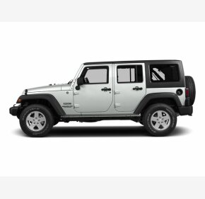 2015 Jeep Wrangler for sale 101345845