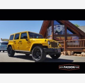2015 Jeep Wrangler for sale 101347940