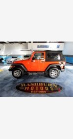 2015 Jeep Wrangler for sale 101350007