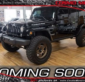 2015 Jeep Wrangler for sale 101351266