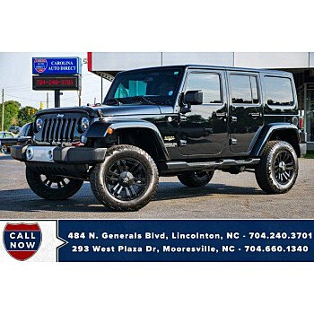 2015 Jeep Wrangler for sale 101354734