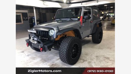 2015 Jeep Wrangler for sale 101357073