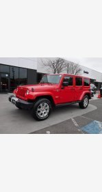2015 Jeep Wrangler for sale 101367977