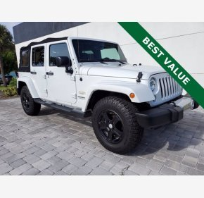 2015 Jeep Wrangler for sale 101370744