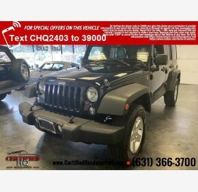 2015 Jeep Wrangler for sale 101374969