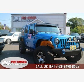 2015 Jeep Wrangler for sale 101378920