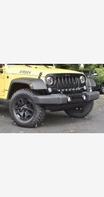 2015 Jeep Wrangler for sale 101385145
