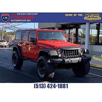 2015 Jeep Wrangler for sale 101388877