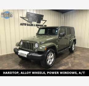 2015 Jeep Wrangler for sale 101392837