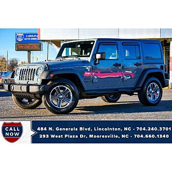 2015 Jeep Wrangler for sale 101416033