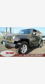 2015 Jeep Wrangler for sale 101416116