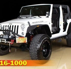 2015 Jeep Wrangler 4WD Unlimited Rubicon for sale 101424625