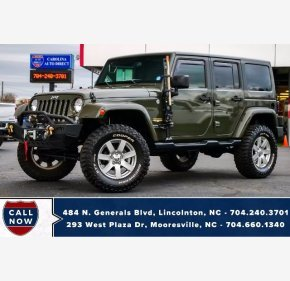 2015 Jeep Wrangler for sale 101428847