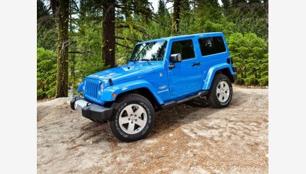 2015 Jeep Wrangler for sale 101431528