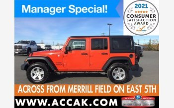 2015 Jeep Wrangler for sale 101431597