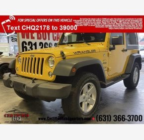 2015 Jeep Wrangler for sale 101431668