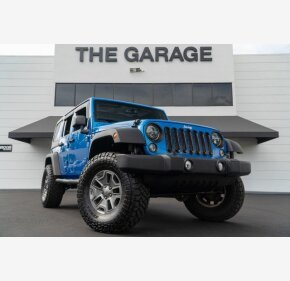 2015 Jeep Wrangler for sale 101440203