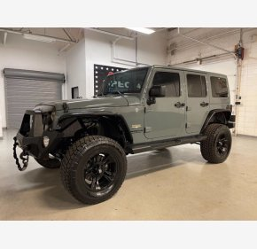 2015 Jeep Wrangler for sale 101440243