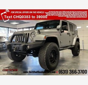 2015 Jeep Wrangler for sale 101443237