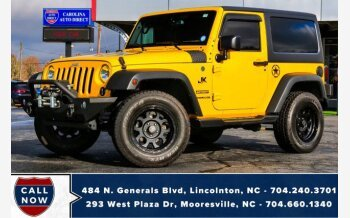 2015 Jeep Wrangler for sale 101445109