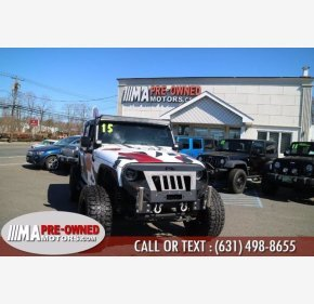 2015 Jeep Wrangler for sale 101468864