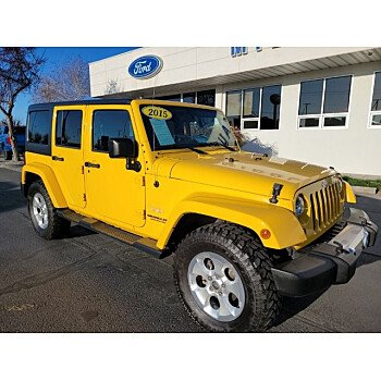 2015 Jeep Wrangler for sale 101482338