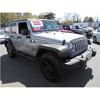 2015 Jeep Wrangler for sale 101483927