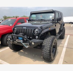 2015 Jeep Wrangler for sale 101492696