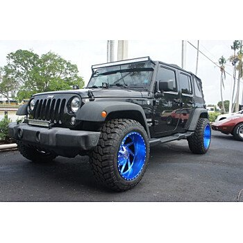 2015 Jeep Wrangler for sale 101495926