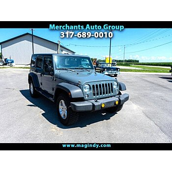 2015 Jeep Wrangler for sale 101525590