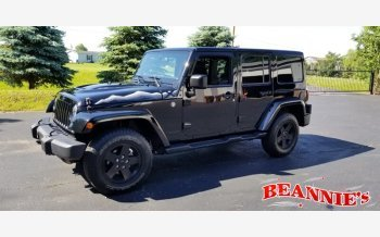 2015 Jeep Wrangler for sale 101538705