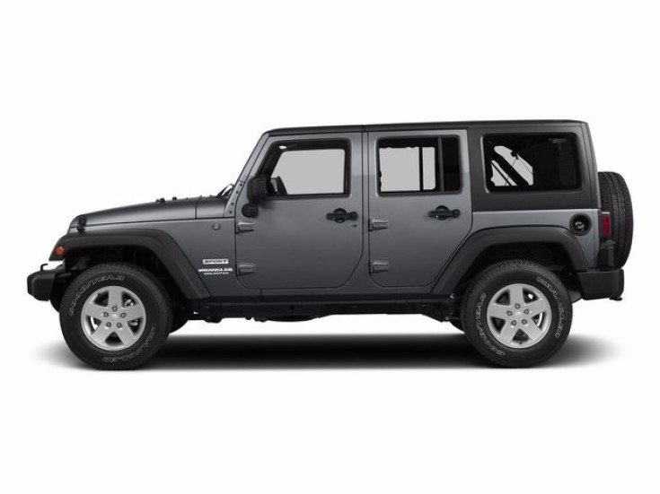 2015 Jeep Wrangler for sale 101548988