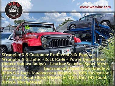 2015 Jeep Wrangler for sale 101551975