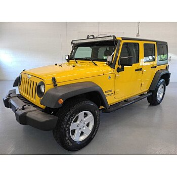 2015 Jeep Wrangler for sale 101560569