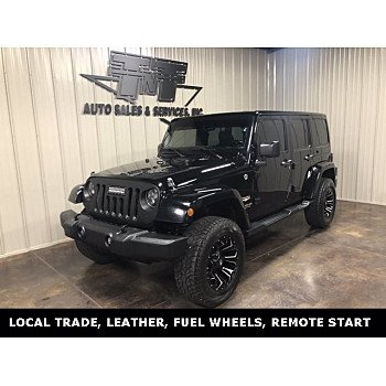 2015 Jeep Wrangler for sale 101575970