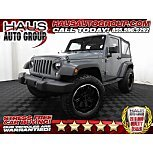 2015 Jeep Wrangler for sale 101589716